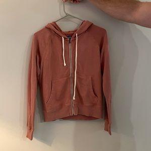 Zip Up Aerie sweatshirt